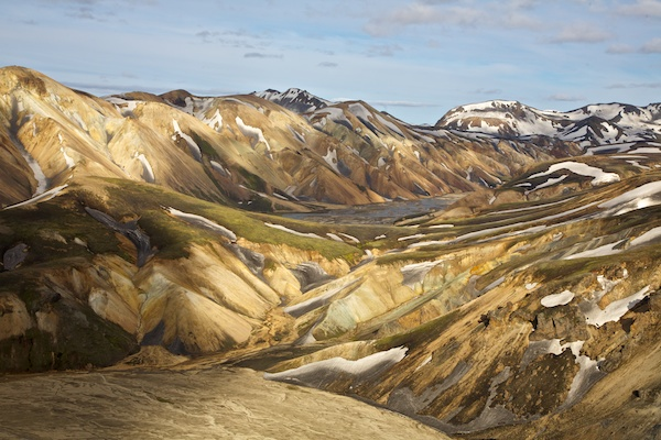 Landmannalaugar volcanic colourful mountains, Iceland, Vytautas Serys