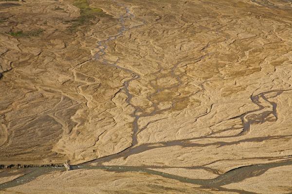 Landmannalaugar mountain river, landscape, Iceland, Vytautas Serys