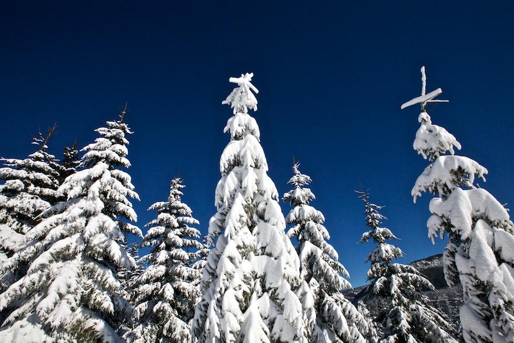 Vytautas Serys, Winter, Spindleruv Mlyn, Landscape